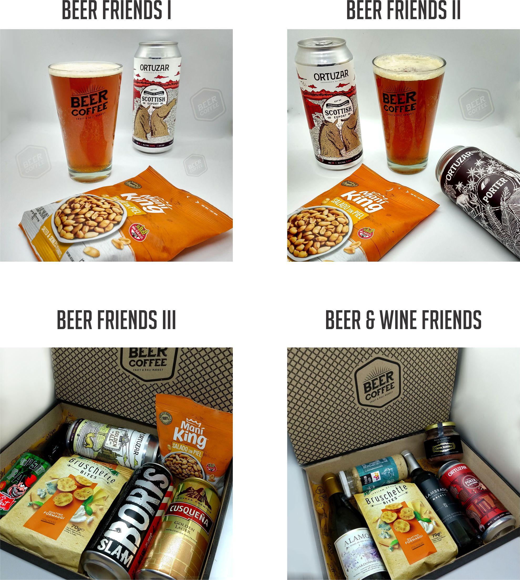 BEER FRINEDS
